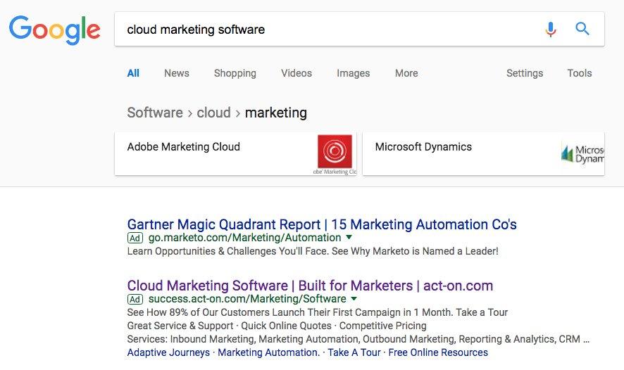lose a lead Google Ads ad