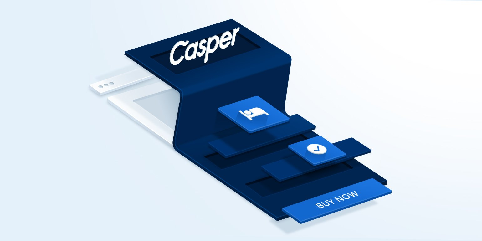 4 Casper Landing Page Examples To Give You Optimization Ideas