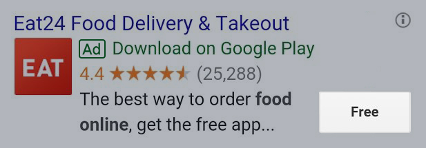 Google Ads extensions app download