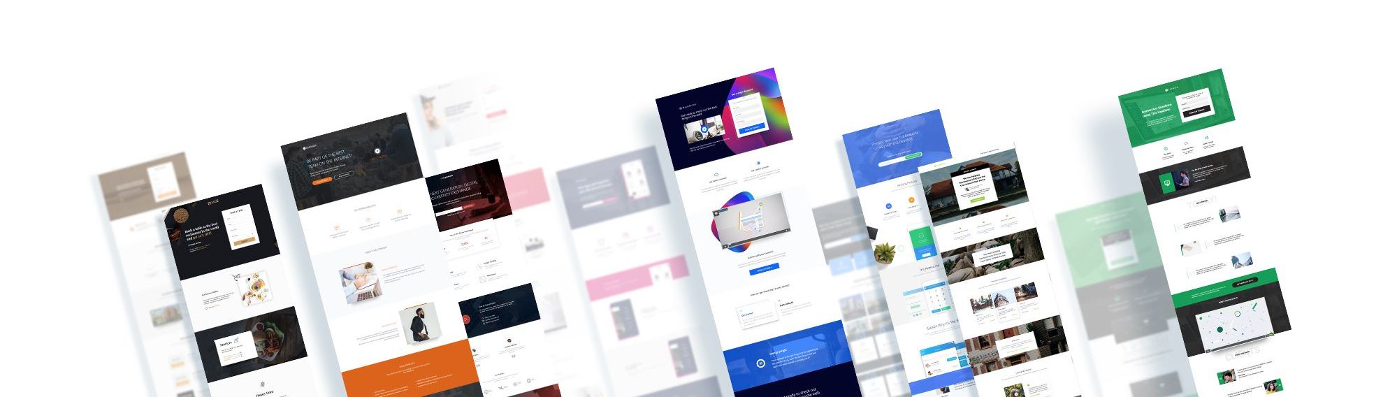 homepage-templates