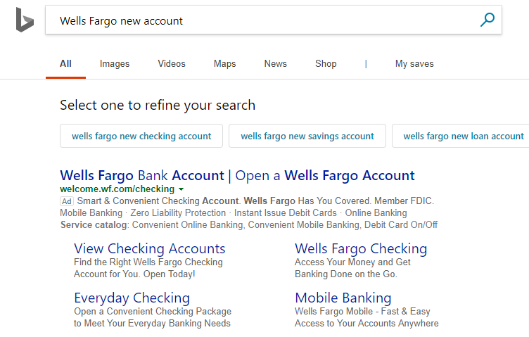 4 Wells Fargo Landing Page Examples to Inspire Your Next