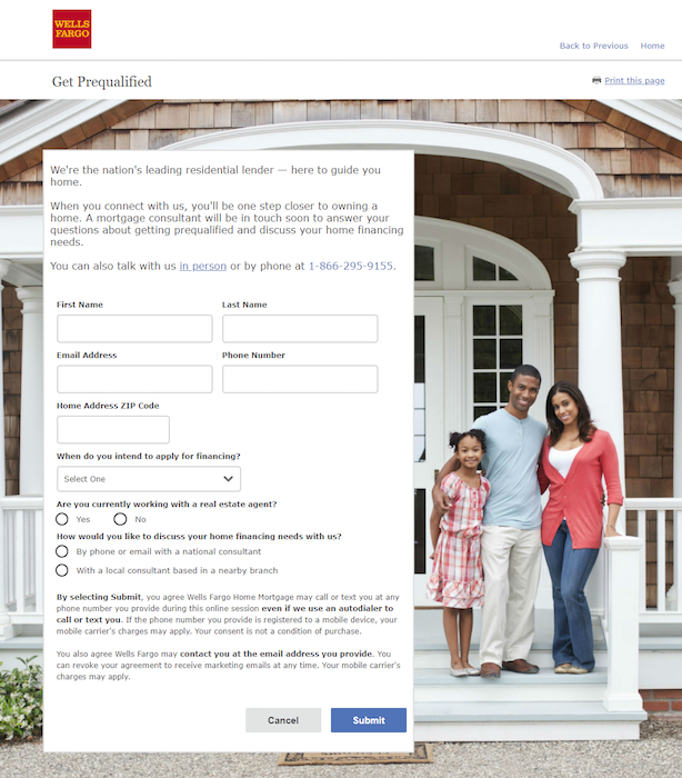 4 Wells Fargo Landing Page Examples to Inspire Your Next Page Design