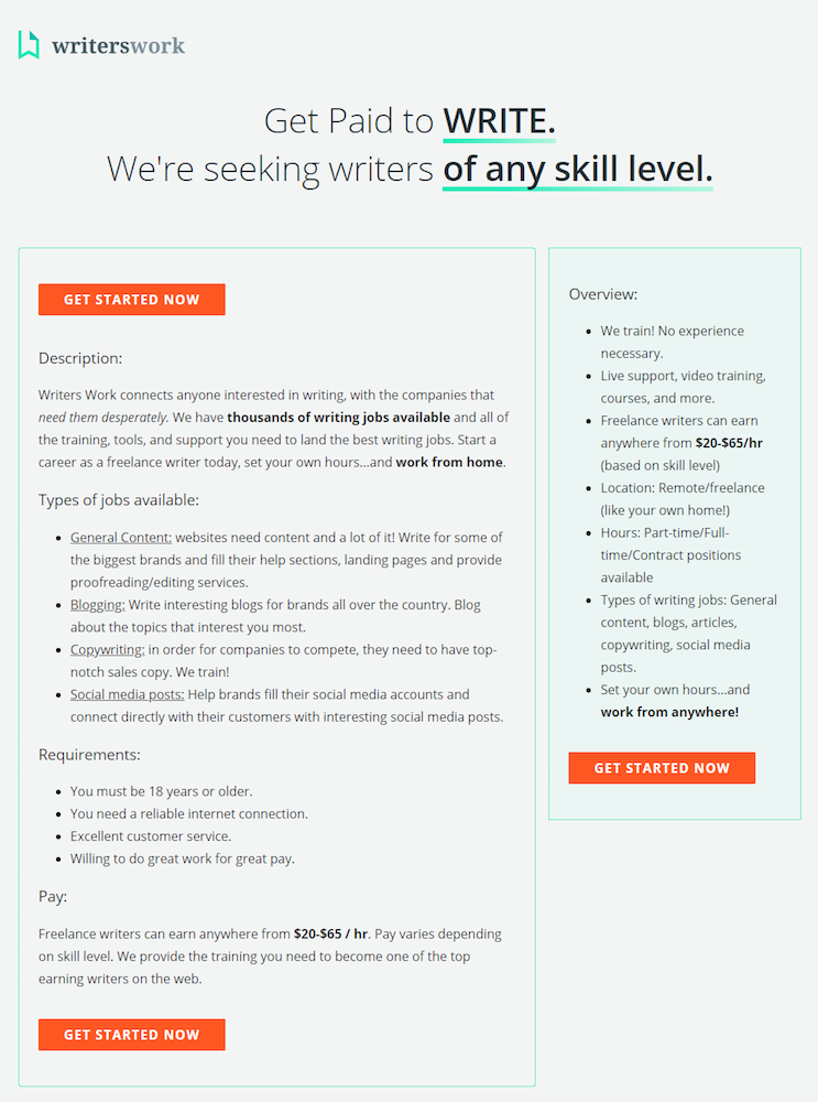 5 of the Best Recruitment Landing Pages You Will Find [Case