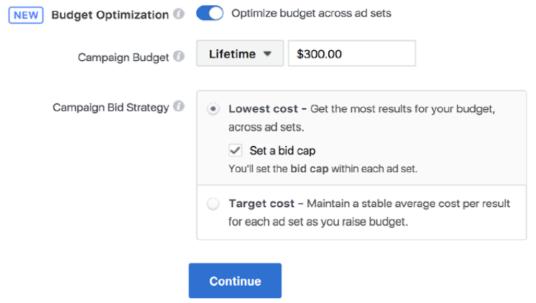 Campaign Budget Optimization: Facebook's Ad Set Update