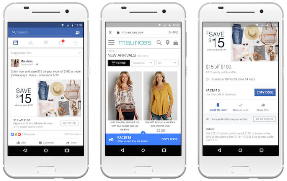 Facebook Offer Ads 101: Get Users to Purchase from You