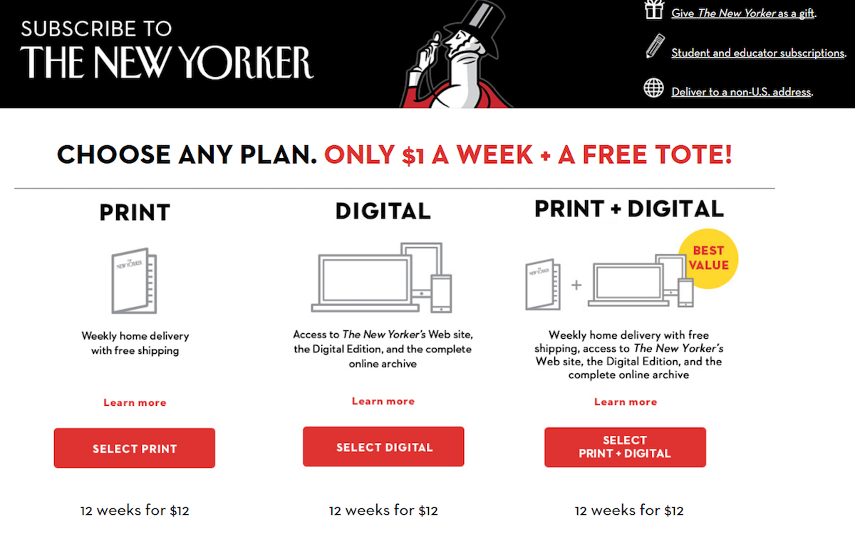 4 Upsell Landing Page Examples That Show Advertisers How to
