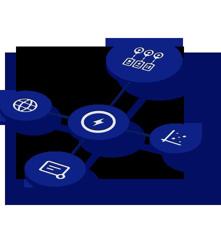 blog CTA enterprise demo illustration
