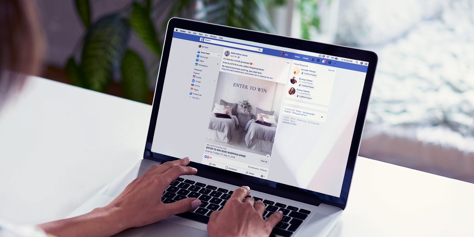 The 7 Best Practices to Running Facebook Giveaways to