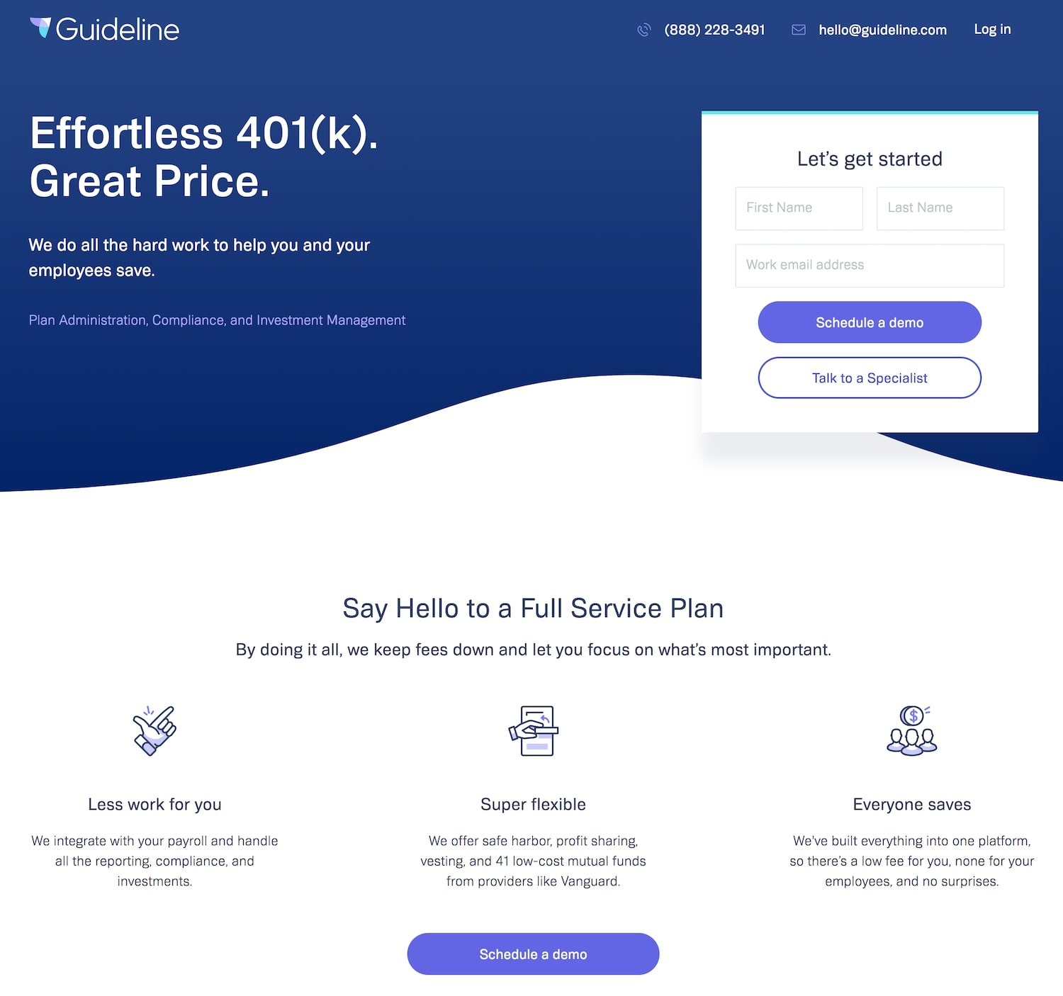 The 110 Best Landing Page Examples You Can't Afford To Miss In 2019