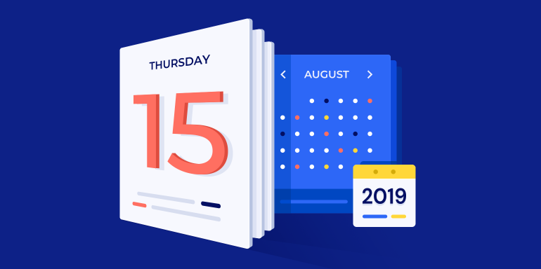 The 2019 Fall Events Calendar Where You Can Find Instapage