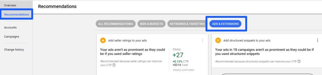 content automation Google recommendations