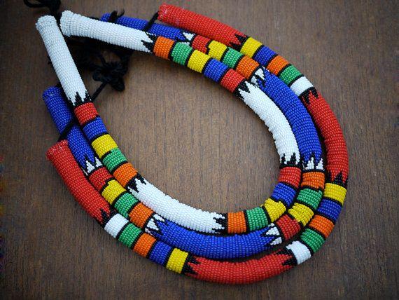 TribeTuesday Zulu beadwork symbolism BREAKDOWN   Online