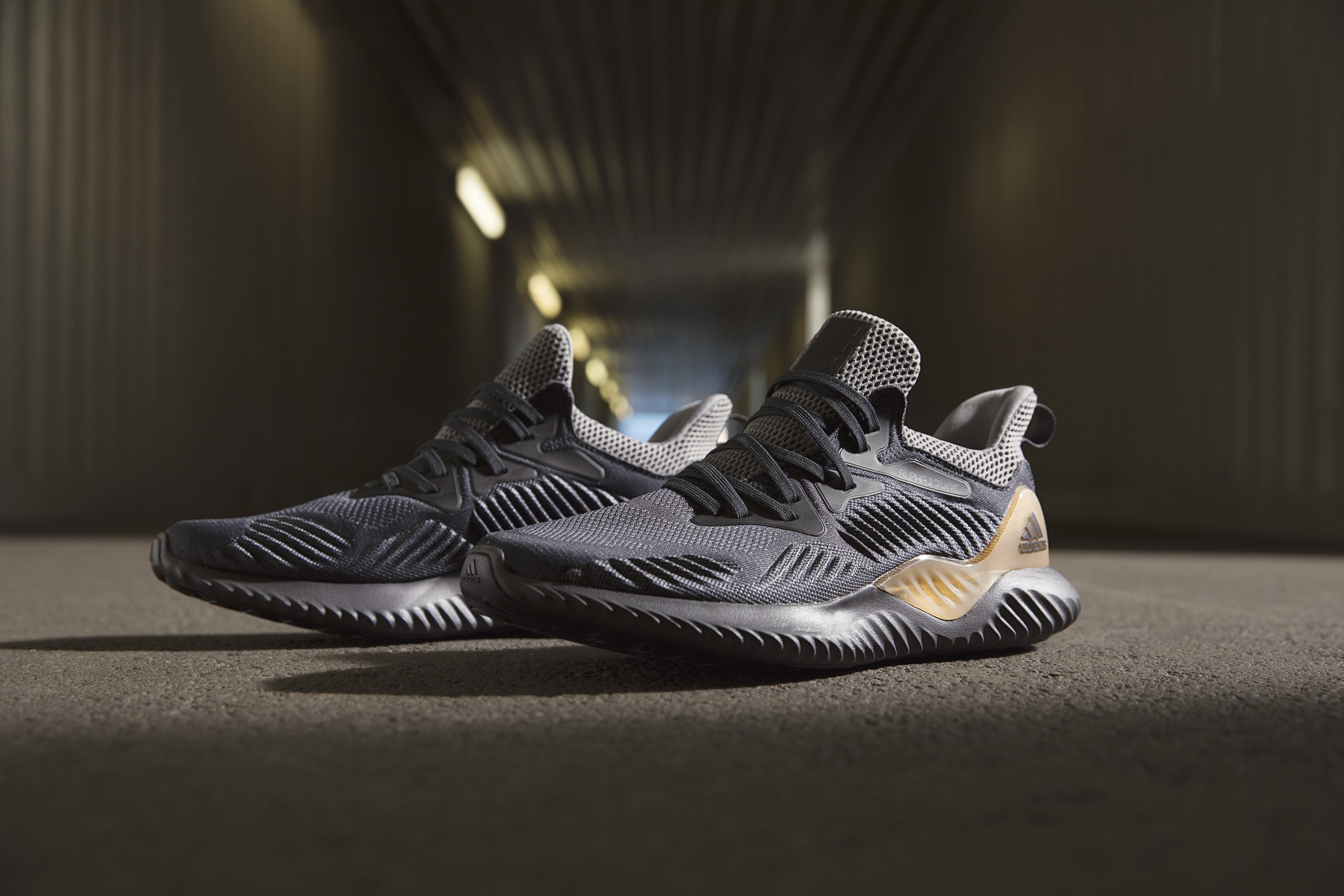 new product 86cf8 1c6cb Adidas AlphaBOUNCE The Next Generation Of Sneaker Technology