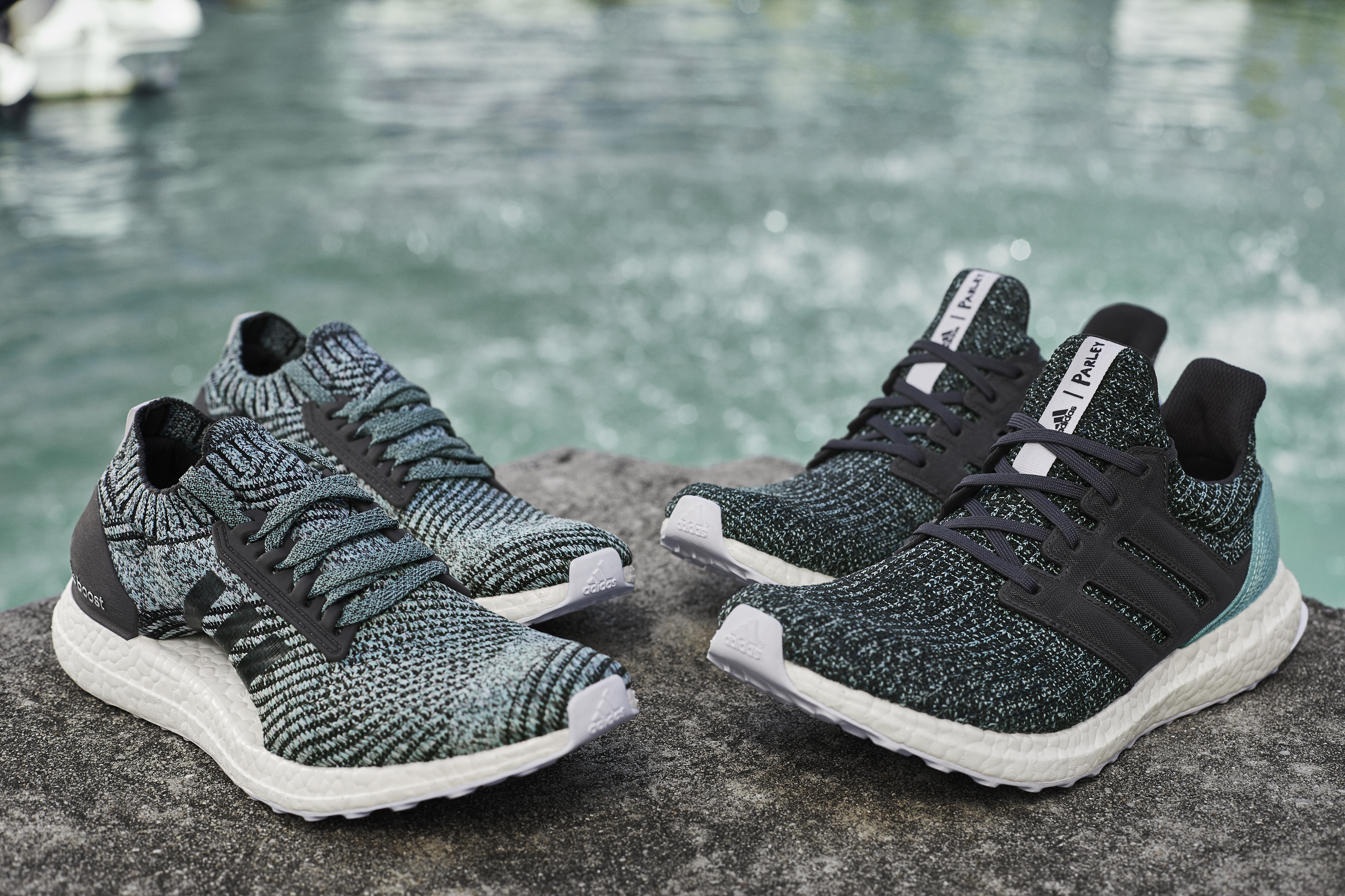 best sneakers 6de23 742a8 Adidas X Parley Unveil The Limited Edition Ultraboost Parley