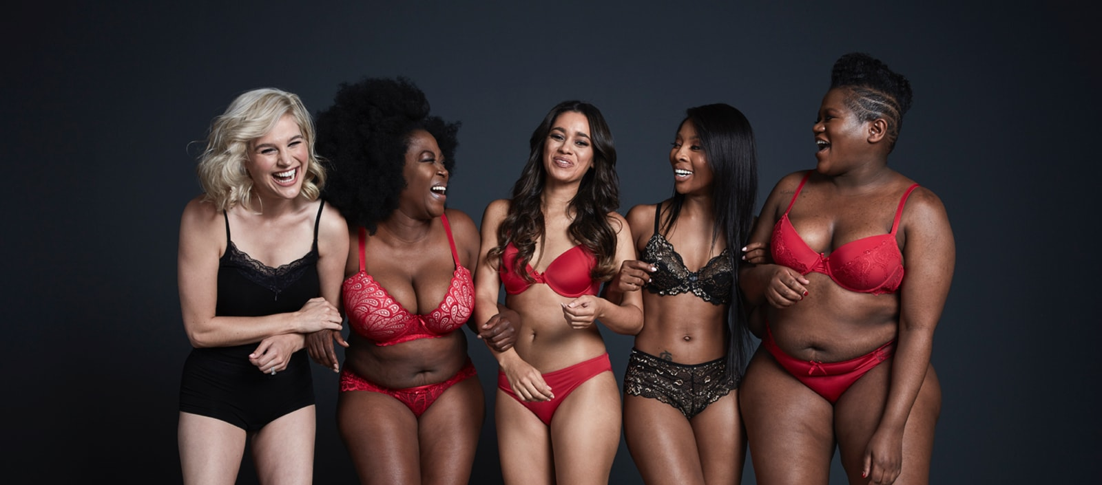 c20b802186cb5 Local Beauts Bare It All In  IAmMe Lingerie Campaign