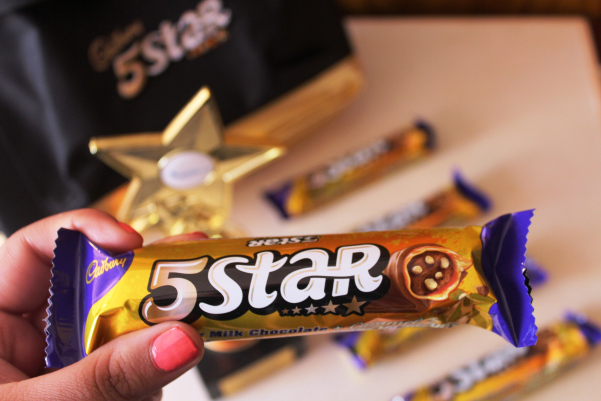 Cadbury 5Star hits fans with another banging promo