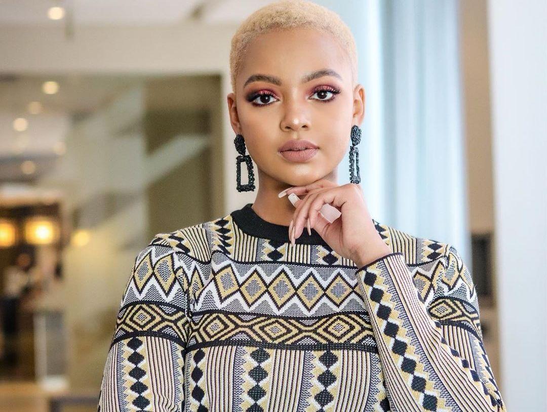Mihlali Ndamase Set To Host Own Makeup Masterclass This Weekend!