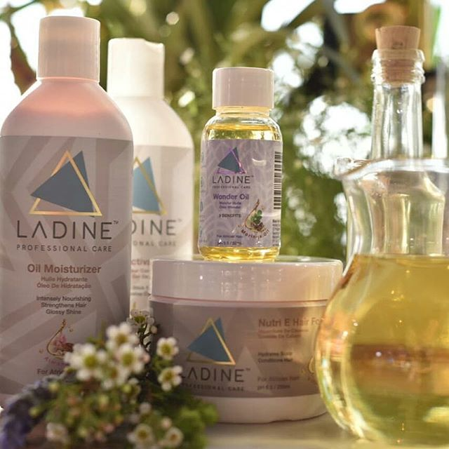 Introducing the All New and Improved Ladine Professional Care