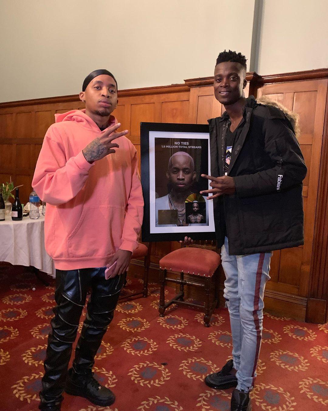 Kind Monada and Tshego