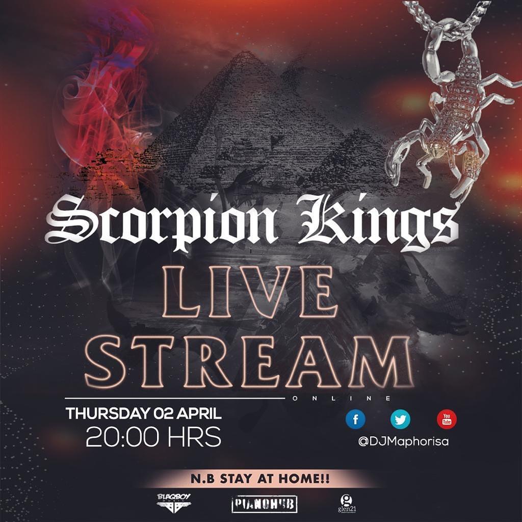 Scorpion Kings Live Stream
