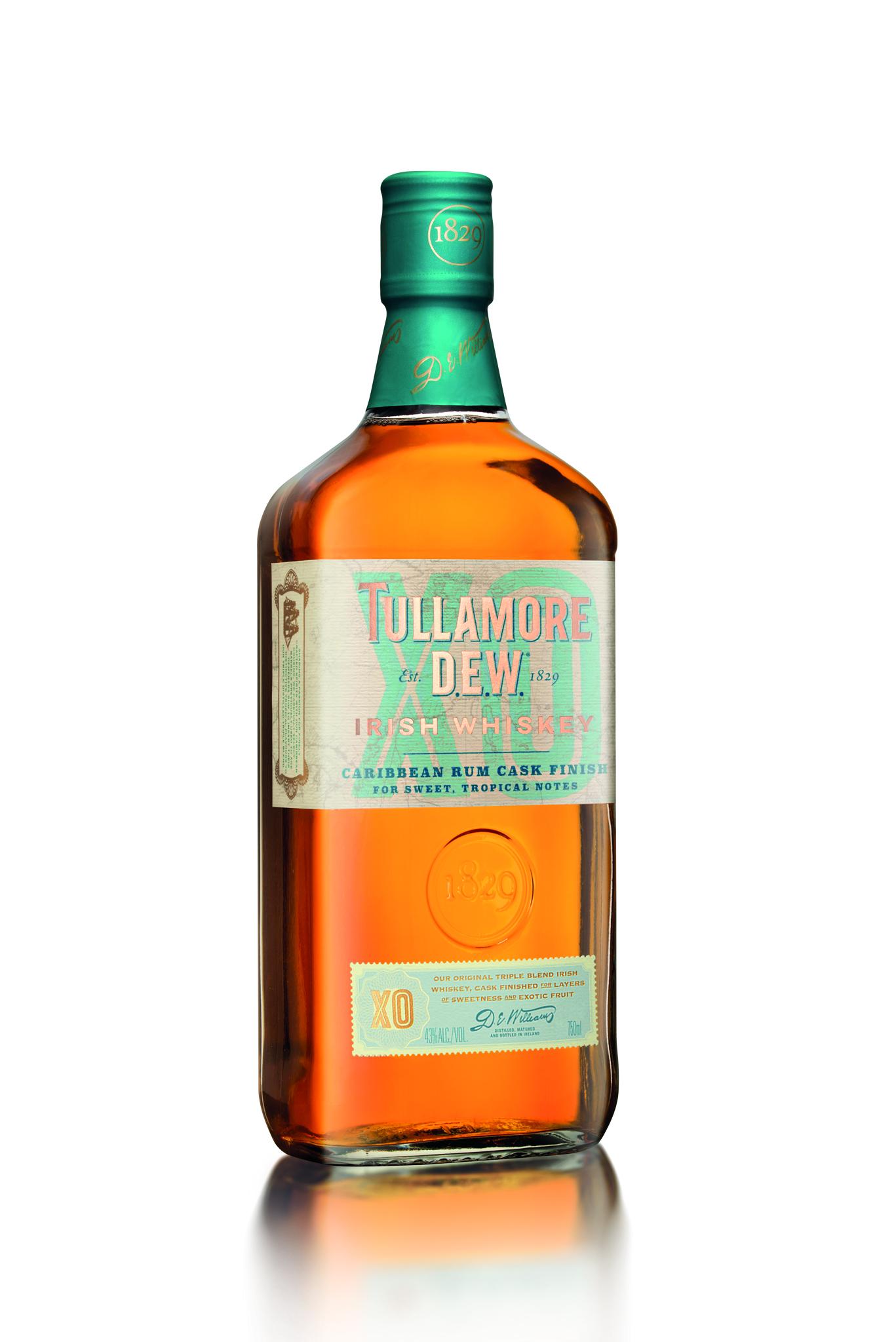 Tullamore D.E.W XO Caribbean Rum Cask Finish