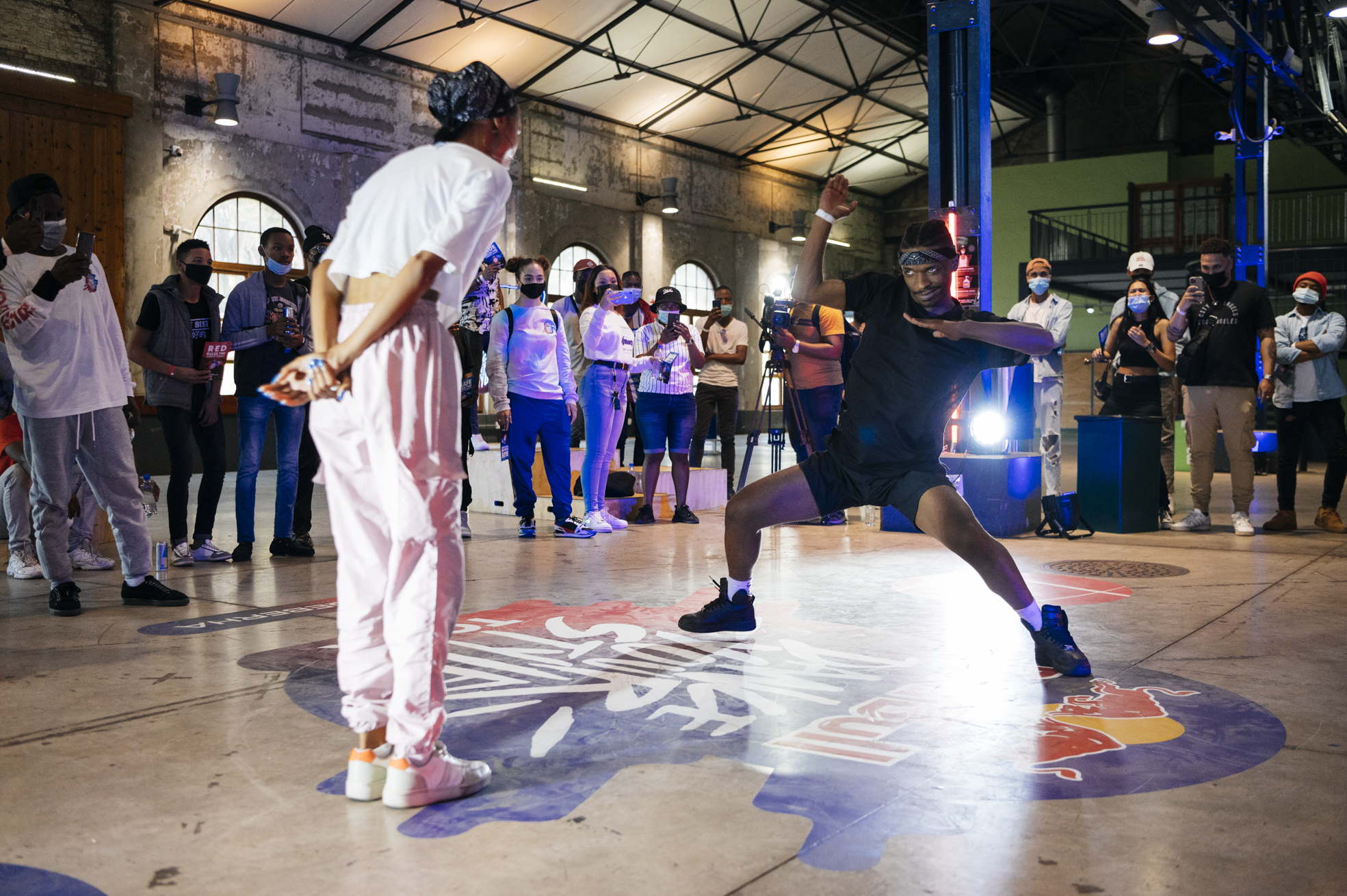 Kyle Adams At Red Bull Dance Your Style Gqeberha