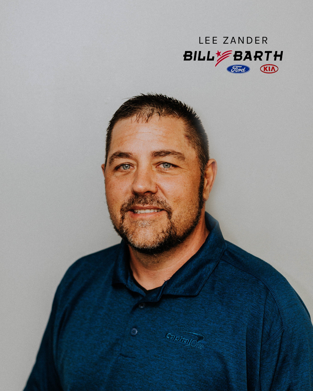 BILL BARTH FORD