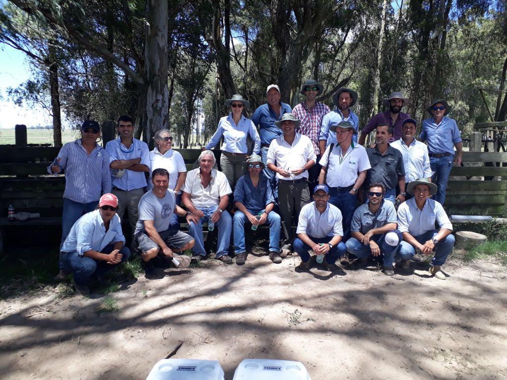 Bayer Crops Science Uruguay