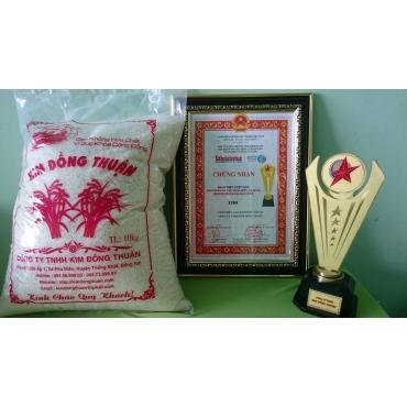 Gạo Không Hóa Chất 10Kgs