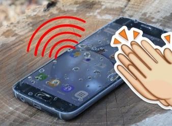 Cách xác định vị trí smartphone bằng tiếng vỗ tay
