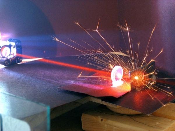 14/11/1967 - Tia laser đầu tiên trên thế giới đượ đăng ký bằng sáng chế