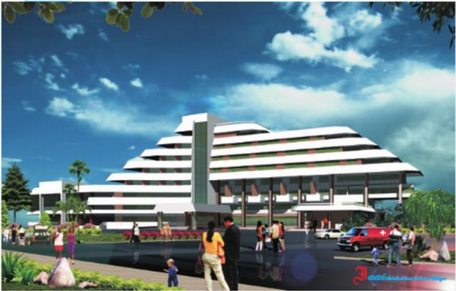Dự án Danh mục công trình Khách sạn