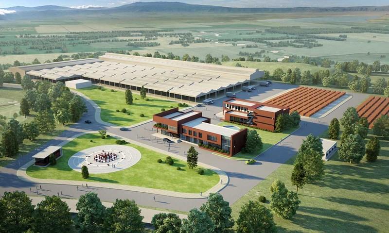 Dự án Công trình Công nghiệp Minh Phú