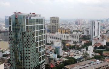 Đại gia Nhật thâu tóm cao ốc trên đất vàng Sài Gòn
