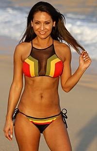 UjENA: H269 Jamaican Bikini