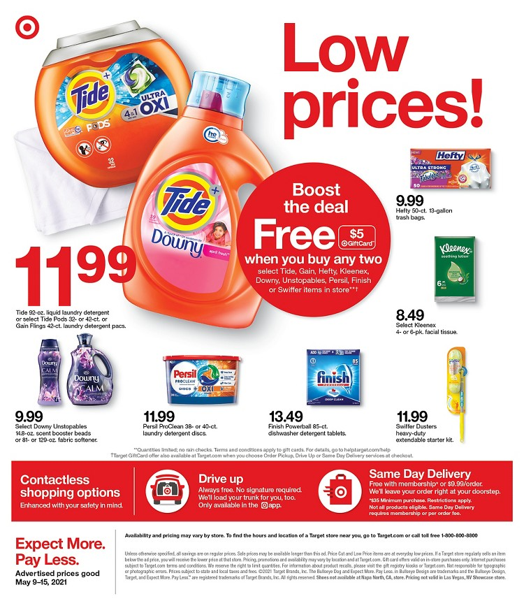 09.05.2021 Target ad 20. page