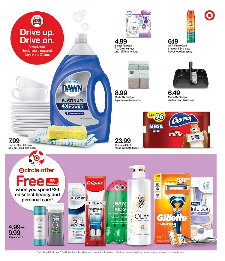 09.05.2021 Target ad 3. page
