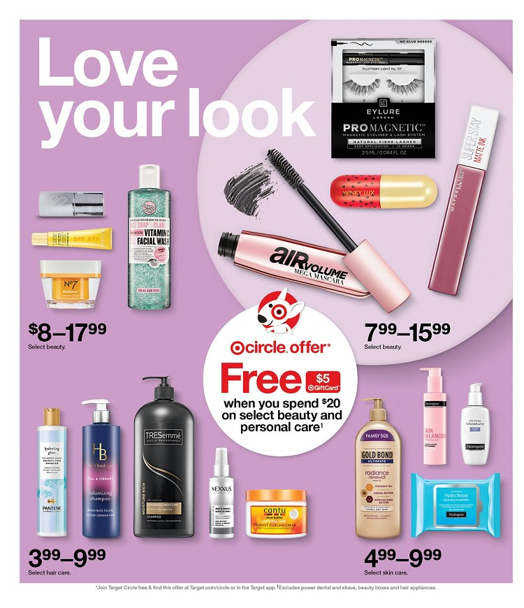 09.05.2021 Target ad 4. page