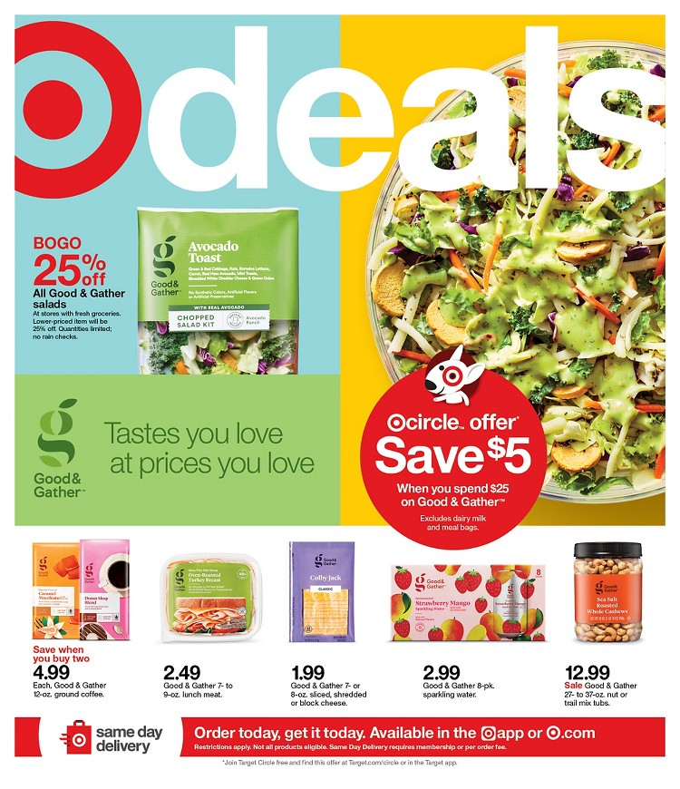 06.06.2021 Target ad 1. page