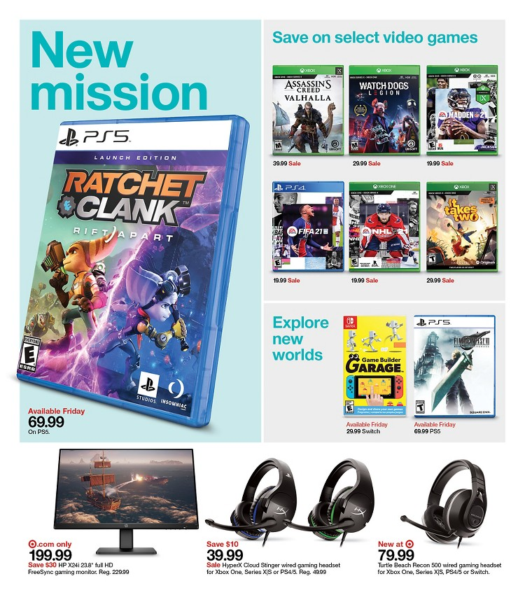06.06.2021 Target ad 13. page