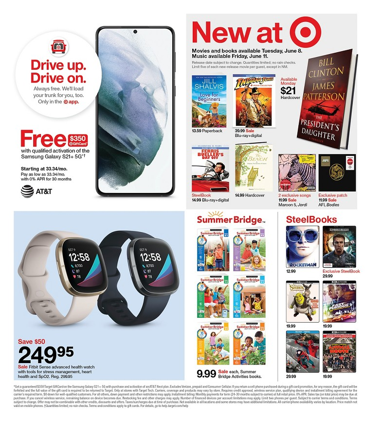 06.06.2021 Target ad 16. page