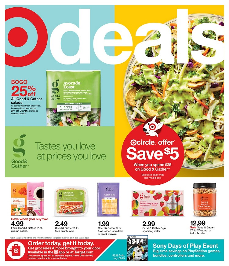 06.06.2021 Target ad 2. page