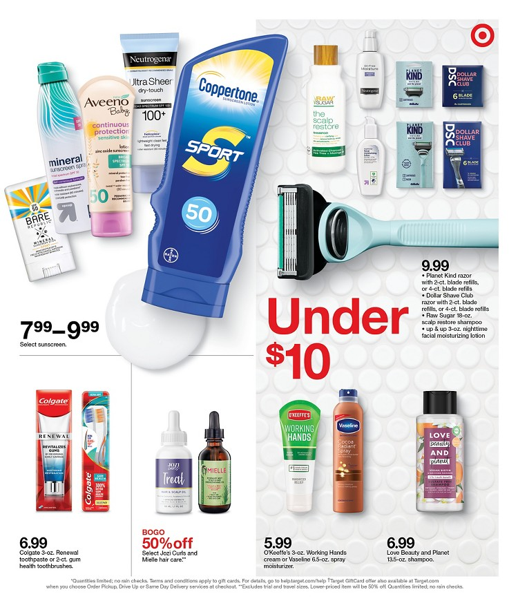 06.06.2021 Target ad 24. page