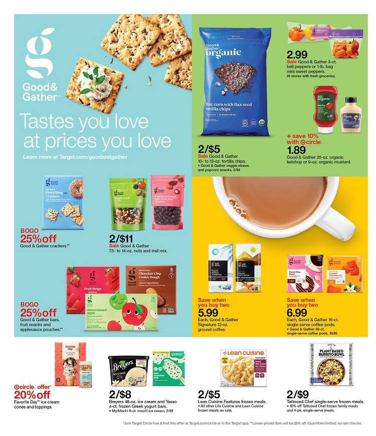 06.06.2021 Target ad 3. page