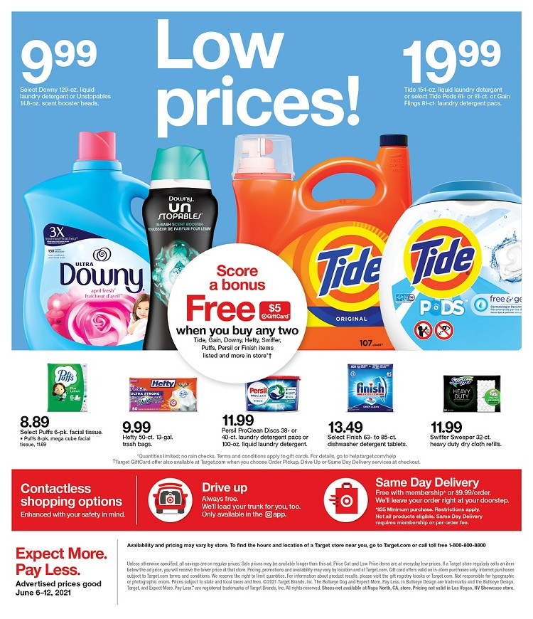 06.06.2021 Target ad 30. page