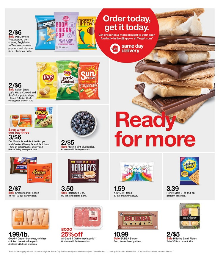 06.06.2021 Target ad 4. page