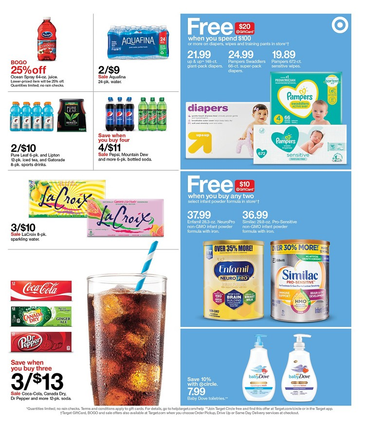 06.06.2021 Target ad 6. page
