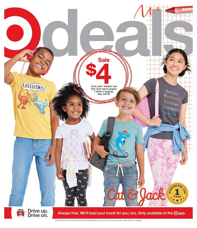 01.08.2021 Target ad 1. page