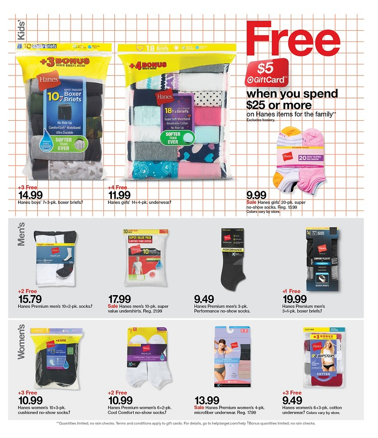 01.08.2021 Target ad 10. page