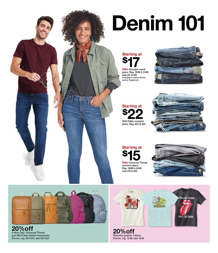 01.08.2021 Target ad 13. page